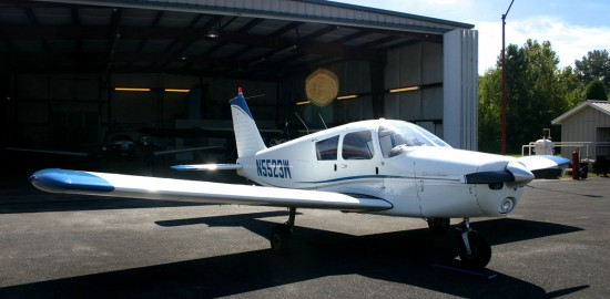 Piper Cherokee trainer