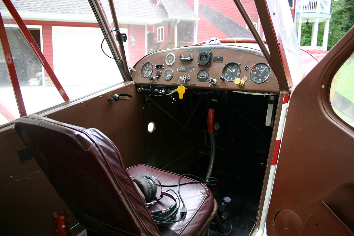 1945 Aeronca Champ For Sale Windsong Aviation
